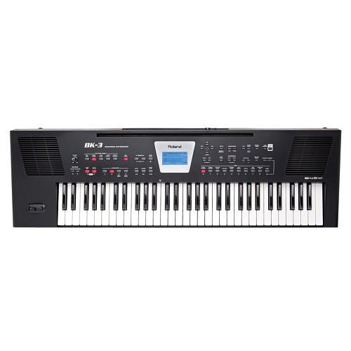 ROLAND Keyboard Arranger BK-3 - Black